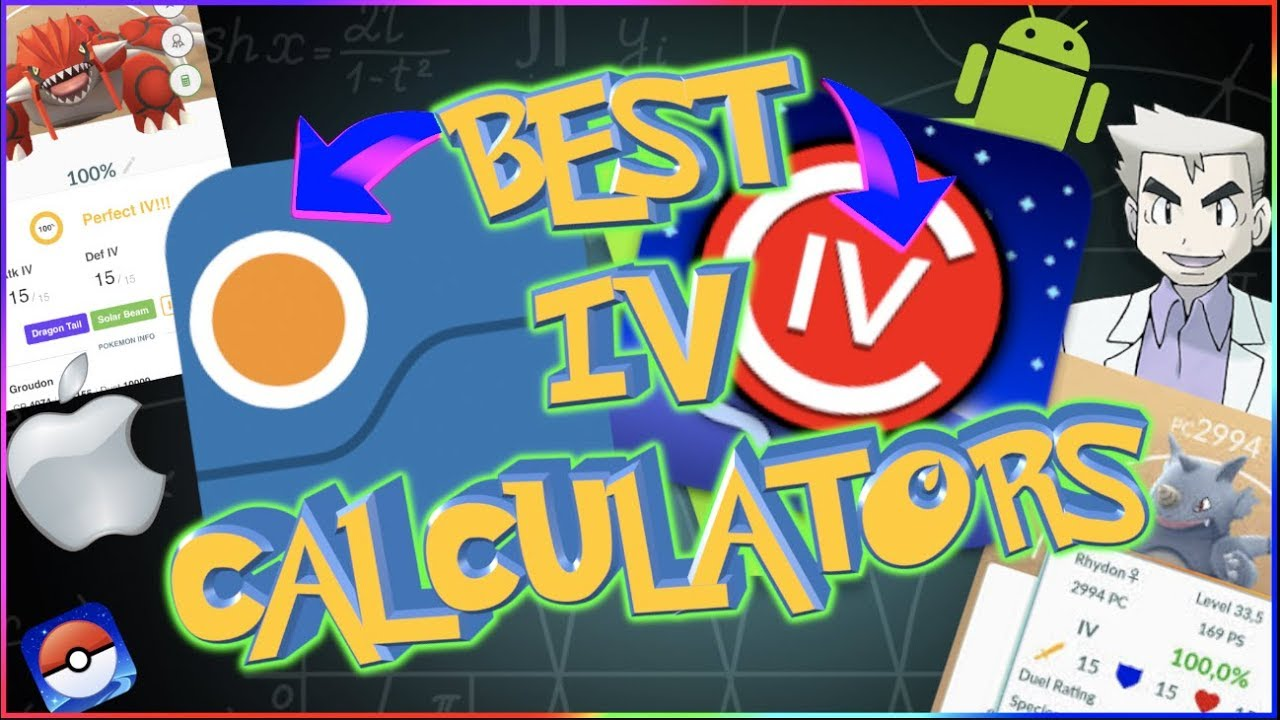 BEST IV Calculators In Pokémon Go