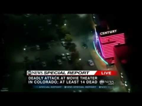 Aurora Colorado shooting reports and reactions