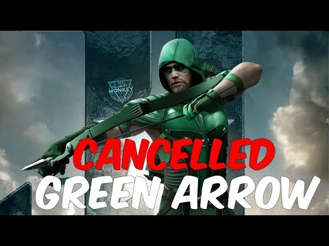 The Cancelled 2008 Green Arrow Solo Film