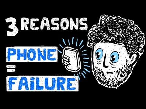 Your phone is probably ANNIHILATING your success... here's why