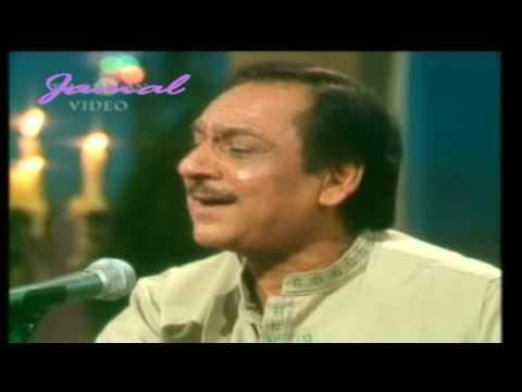 Dil Mein Aur Toh Kya Rakha Hai .. Dard Chhupa Rakha Hai - Ghulam Ali Live