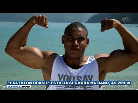 Exathlon Brasil Estreia Nesta Segunda Na Band