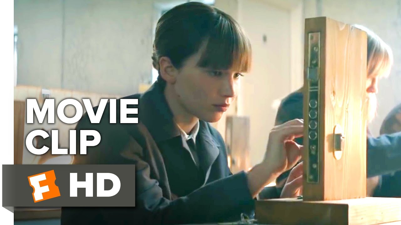 Red Sparrow Movie Clip - Sparrow Training (2018) | Movieclips Coming Soon -  YouTube