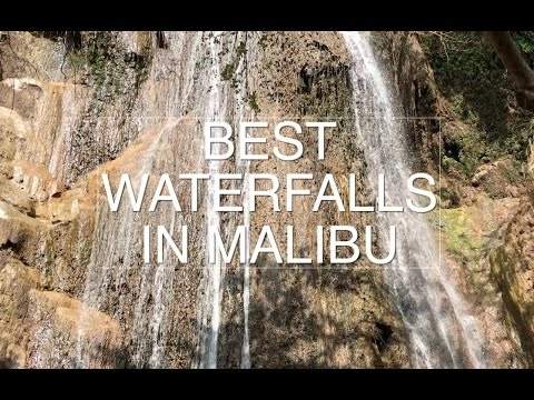 Amazing Hike & Waterfalls in Malibu, CA
