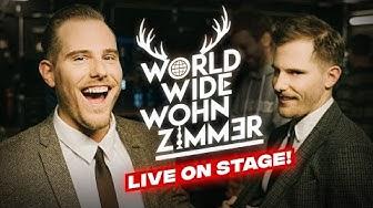World Wide Wohnzimmer - Live on Stage aus Offenbach