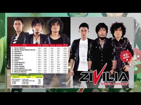 Zivilia - Kompilasi Single Terbaik Zivilia (Full Album)