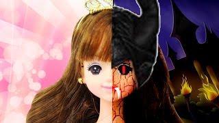 미미의 흑마술 저주! 착한미미의 크람푸스모음집! 어린이애니메이션 디즈니공주 미미인형 barbie인형의 재미있는 장난감 인형극 어린이채널♡모모TV/모모토이즈