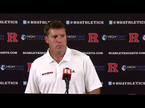 RVision: 2017 Game Week Press Conference - Ohio State