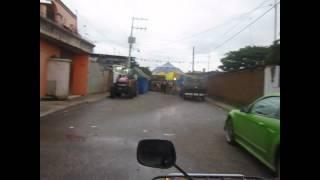 RECORRIDO POR  LAS CALLES DE SAN PABLO HUIXTEPEC 2