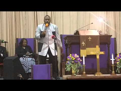 Apostle Thomas Lee-Your passion for the promise