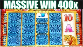 MASSIVE 400x WIN! WHEN ALL YOU NEED IS FOR THE SYMBOLS TO ALIGN! ➡️ Deja Vu Slots