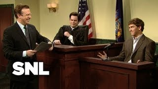 Embarrassing Text Message Evidence Proves a Man\'s Innocence - SNL
