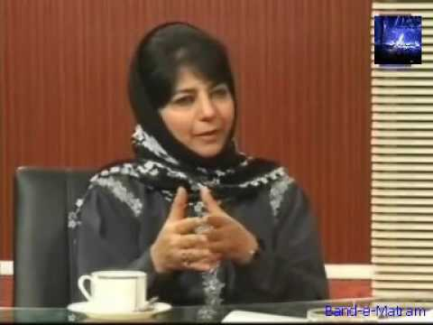 Mehbooba Mufti's Candid 2006 Interview with Pakistan TV - Pt 1