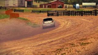 WRC 2011 (WRC2) Gameplay + Replay (PC HD) Coldwater 1 (Australia Rally )