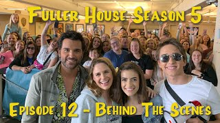 Getting CLOSE to the END of FULLER HOUSE