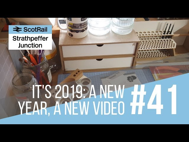 #41 Layout & Channel Update (January 2019)