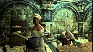 Skyrim - El hombre precoz y la vaca