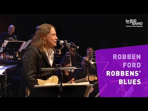 """Robben Ford: """"ROBBEN'S"""