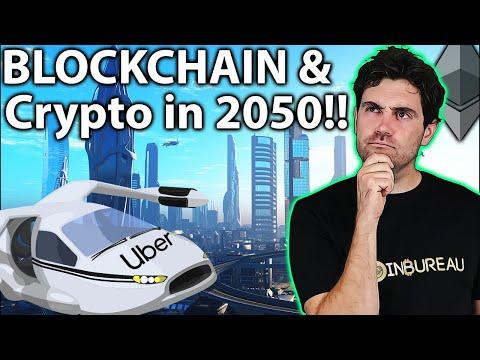 The FUTURE Of Blockchain \u0026 Crypto!! 🚀