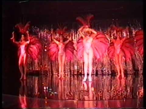 calypso cabaret Asia hotel Bangkok Thailand