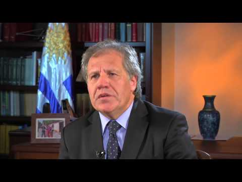 Interviews from Washington - Latin American Integration