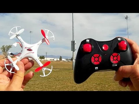 Senxiang S49 Micro Drone Flight Test Review