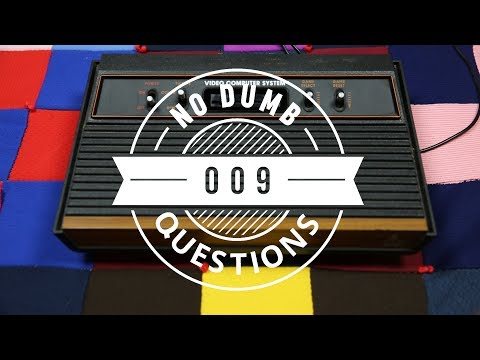 Ready Player One - No Dumb Questions Podcast Episode 009