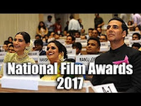 64th National Film Awards 2017 | Full Event - with Nominatio