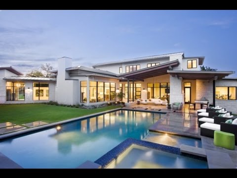 Heavenly beautiful mansions with swimming pool youtube for Beautiful house with swimming pool