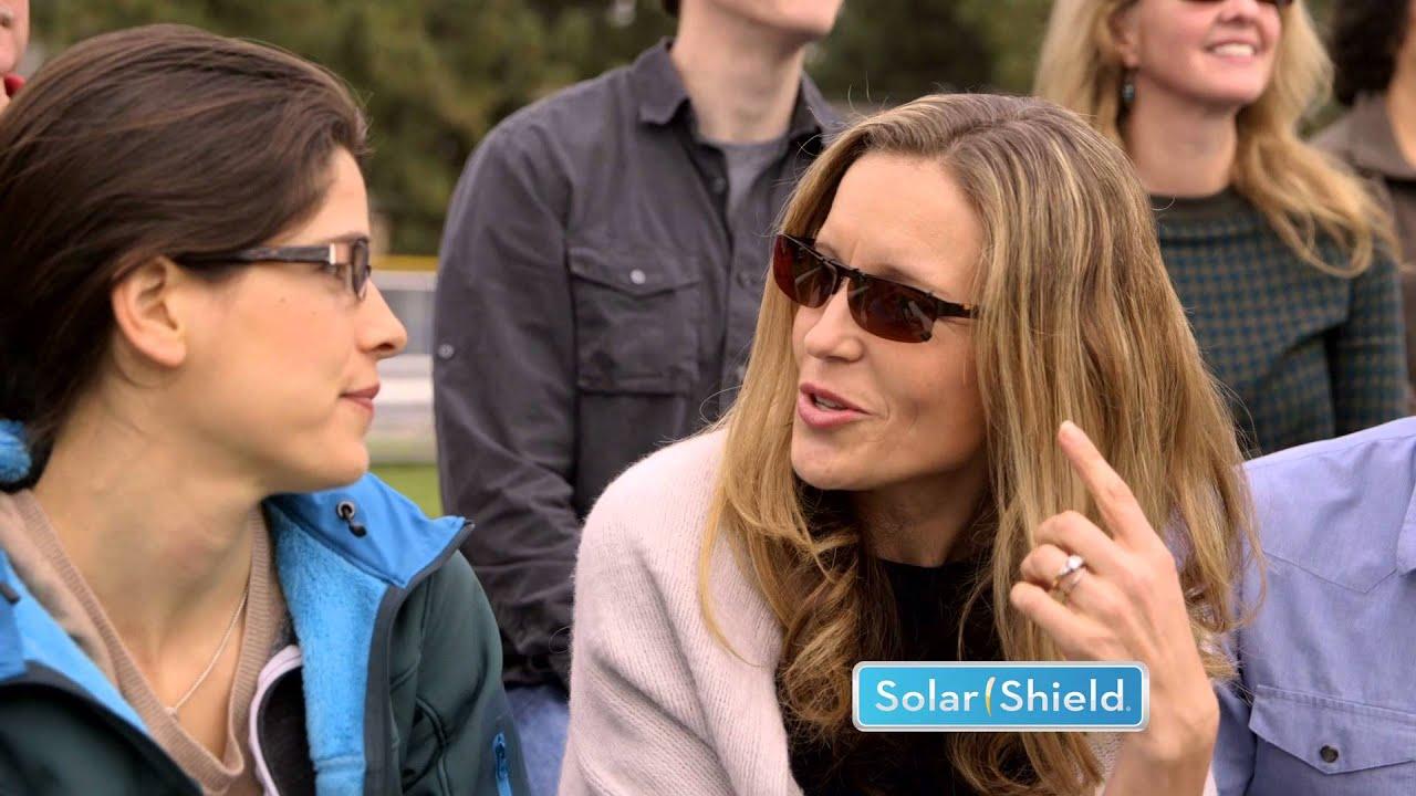 e7eef71aa19 ClipOn Sunglasses from Solar Shield - YouTube