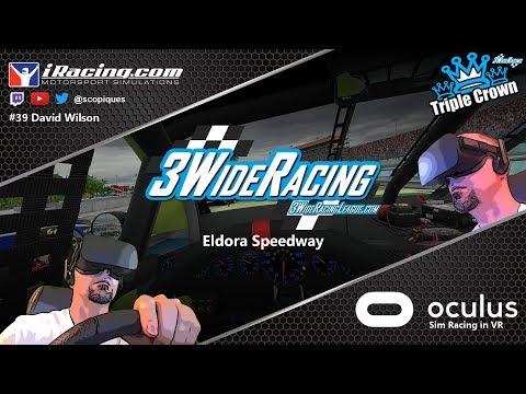 3 Wide Racing League - Eldora Speedway (November 25th 2018)