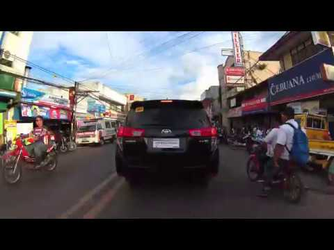 Malaybalay city  to  Valencia city  Bukidnon TIMELAPSE