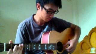Tung hua (Đồng Thoại) Guitar Solo