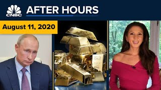 Biden picks Kamala Harris, Russian vaccine skepticism, and the 2020 gold rush: CNBC After Hours