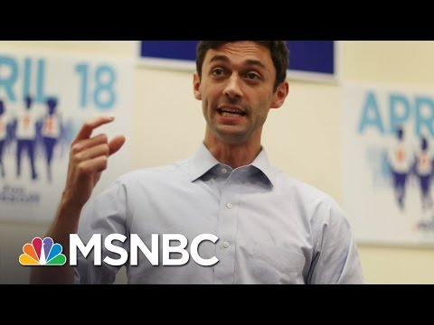Democrats Seek Surprise Victory In Georgia Special Election | Morning Joe | MSNBC