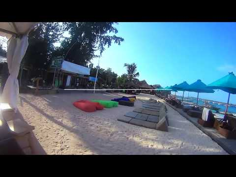 DJ Deena & DJ Agung at Dragon Boat Party Gili Trawangan Lombok