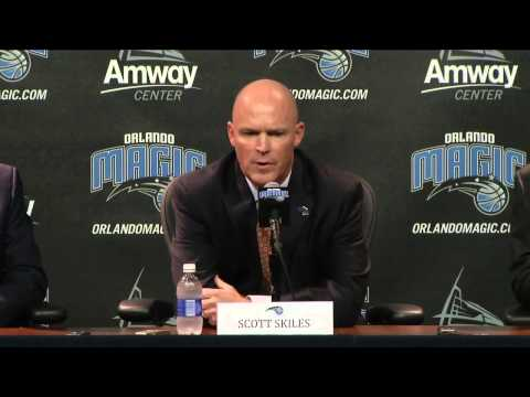 Magic see matching mindset in new coach Scott Skiles