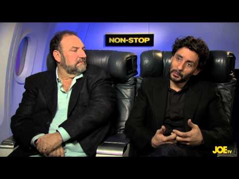 JOE meets Joel Silver and Jaume Collet-Serra