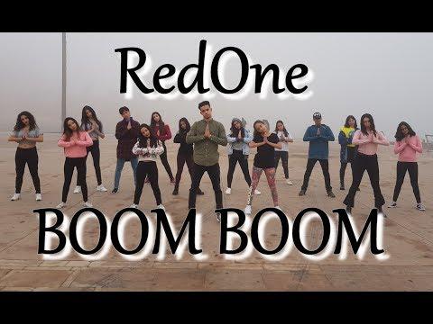 RedOne - BOOM BOOM  | Choreography by Zakariae Hittouche | Colibri Dance Class