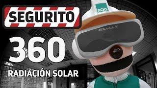 Segurito - 360 - Radiación solar