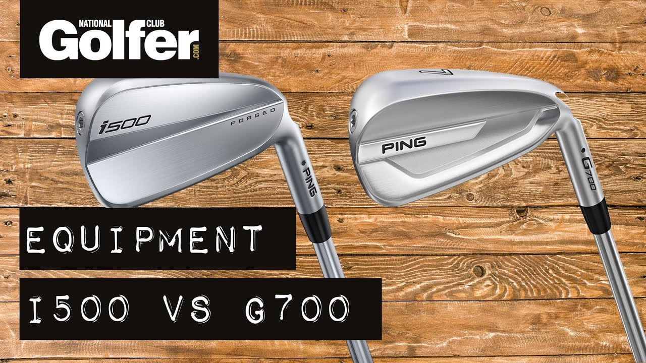 Ping G700 Irons vs  Ping G400 Irons - Golf Equipment Reviews