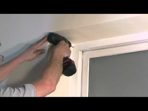 How to Install a Venetian Blind