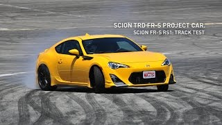 Scion FR-S RS 1.0: Track Test with Ken Gushi - Scion TRD FR-S Project Car [Part 3]