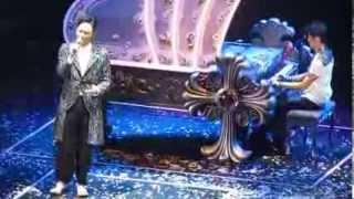 岁月如歌 & 安静 周杰倫魔天伦世界巡回演唱会香港站13 09 13