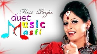 New Punjabi Songs || MISS POOJA || DUET MUSIC MASTI  | PUNJABI FOLK DUET HITS SONGS ,2014