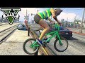 GTA 5 Epic BMX STUNTS 7 GTA 5 STUNTS MONTAGE