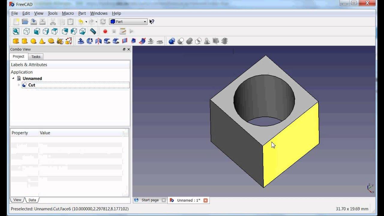 FreeCAD Beginner Tutorial & How-To | 3D Printing Blog | i