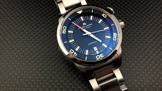 Watch Review | Maurice Lacroix Pontos