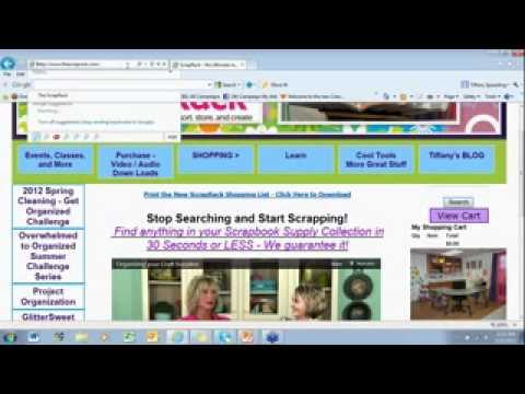 Magazine Article and Idea Organization Webinar 5-22-2012