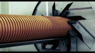 Производство полипропиленовых труб POLYTRON ProKan(, 2015-10-06T08:10:19.000Z)